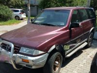 Ssang Yong Musso 602 2.9 D EL Base