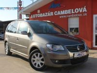 Volkswagen Touran 1,4 TSi Highline AT/6