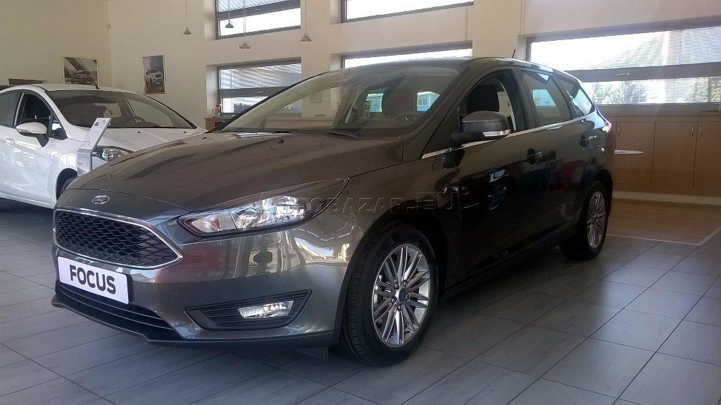 Ford Focus Combi Edition X 1.0 EcoBoost - 74kw