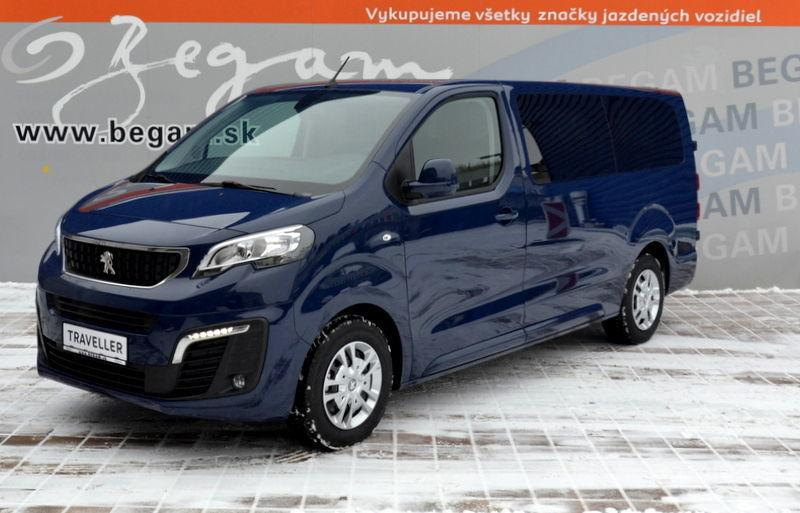 Peugeot Traveller  BUSINESS L3 2.0 BlueHDI 150k S&S (EURO 6.2)