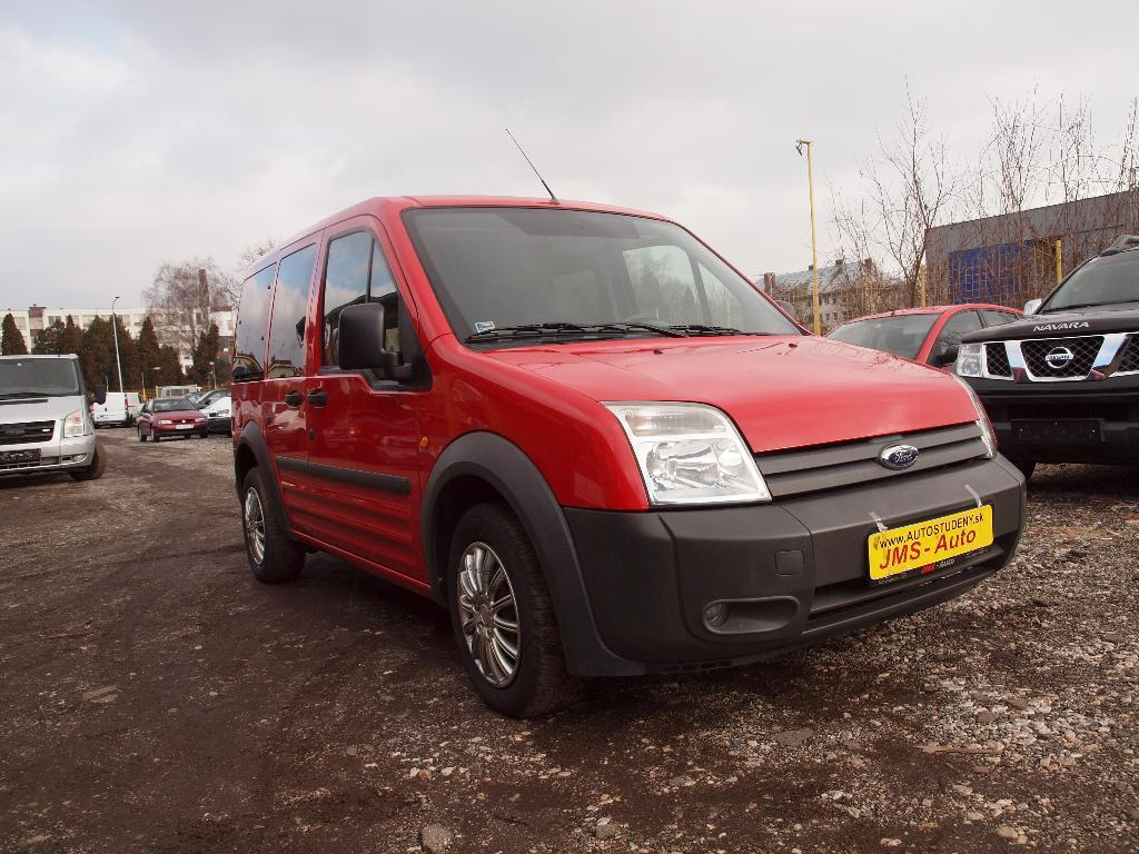 Ford Tourneo Connect 1.8 Kombi