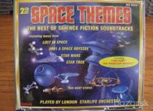 2CD   Space Themes