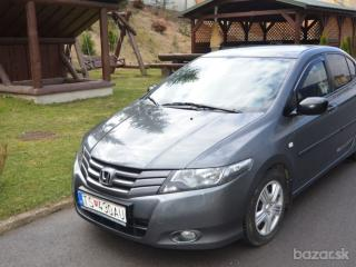 Honda City  1.4 S, 73kW, M5, 4d.