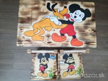 1+2 mickey mouse s plutom