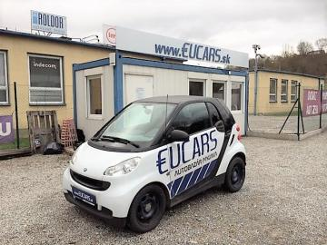 Smart Fortwo SMART FORTWO 1.0