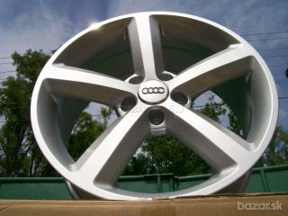 Audi 5 spoke RS R17 alu disky