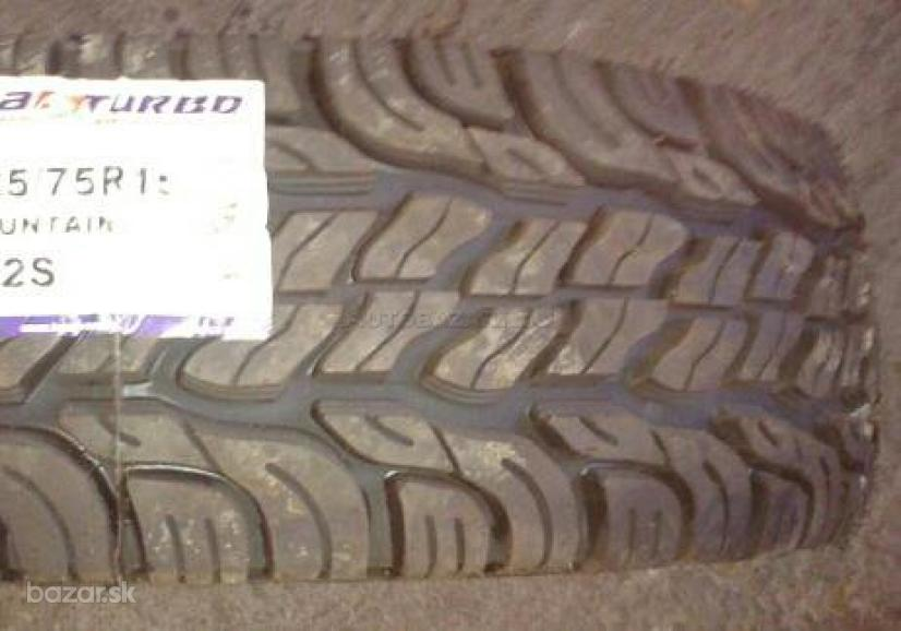 235/75 R 15 102S MOUNTAIN INSA-TURB