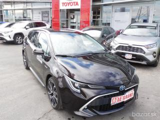 Toyota Corolla Combi 2,0   180k e-CVTHybrid EXECUTIVE+VIP+NAVI Light int.