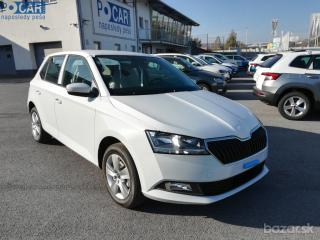 Škoda Fabia Ambition 1,0 TSI, 70 kW, 5MP