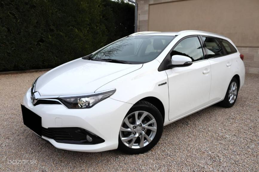 Toyota Auris Touring Sports TOURER 1,8 HYBRYD FULL NEW