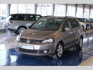 Volkswagen Golf Plus 1,4 TSI DSG Team Aut.Klima 1.M