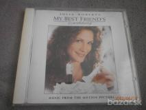 JULIA ROBERTS MY BEST FRIENDS WEDDING SOUNDTRACK..