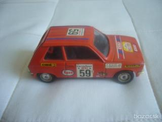 PEUGEOT 104 ZS, 1:43, SOLIDO, Made in France