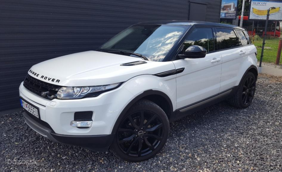 Land Rover Range Rover Evoque 2.2 TD4 PURE AT9