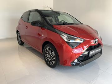 Toyota Aygo 1.0 VVT-i 5M/T Selection x-cite