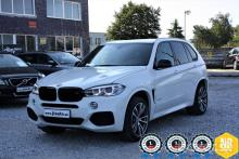 BMW X5 xDrive 30d A/T 190kw M-Packet A8 5d