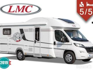 Lmc Breezer Passion H 733 G - 2019/ 150ps/ Automat
