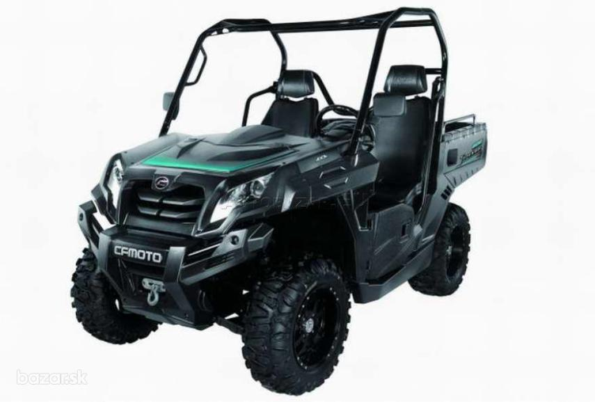 Journeyman Gladiator UTV 830