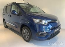 Toyota ProAce City Verso Proace City Verso  - 5D - Short- 1.5 D,  130 - 8 AT Family 5 miest