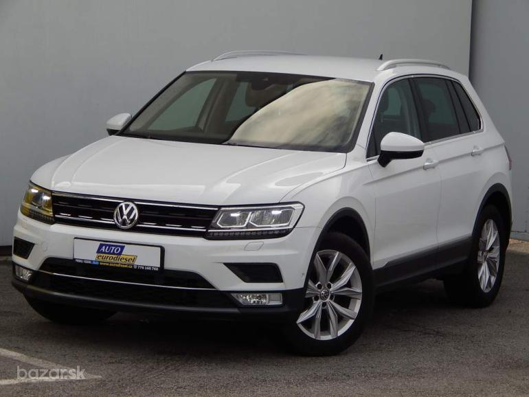 Volkswagen Tiguan LED ACC 2.0 TDI HIGHLINE