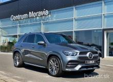 Mercedes-Benz GLE 580 4MATIC AMG linie
