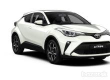 Toyota C-HR 1,2 M/T Turbo - Limited EDITION september - STYLE NAVI
