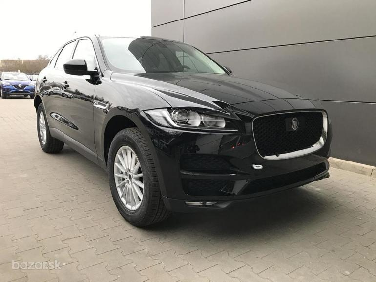Jaguar F-PACE Pure 2.0D I4 180 PS AWD Auto
