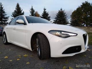 Alfa Romeo Giulia 2.2 Diesel 180 AT Super