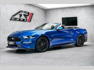 Ford Mustang 5.0 V8 AUT. GT Premium, perfor