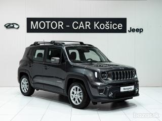 JEEP Renegade 1.3 Turbo 150k A6 Limited