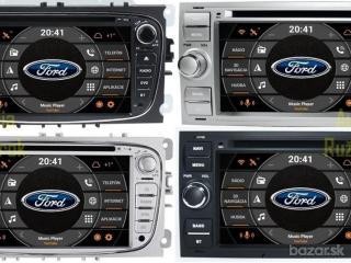FORD - ANDROID-10 s NXP FM-DVD-GPS-2xUSB-BT
