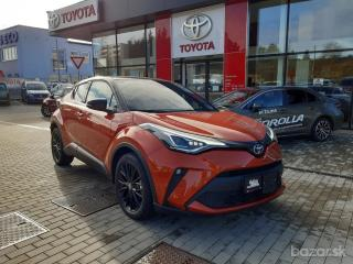 Toyota C-HR Selection Black Leather