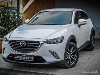 Mazda CX-3 1.5 Skyactiv-D105 Evolution