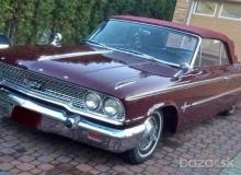 Ford Galaxie 500 XL kabriolet V8 4,3L