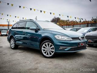 Volkswagen Golf Variant 2.0 TDI BMT Edition Highline EU6