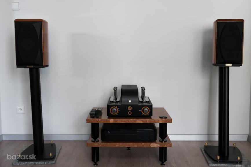 High-end zostava Unison research+Opera loudspeaker