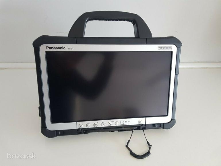 PANASONIC TOUGHBOOK TABLET CF-D1 MK1 SSD