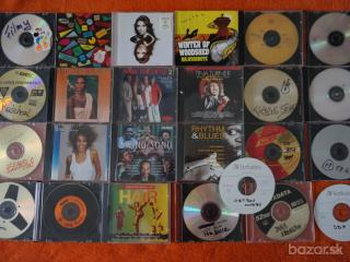25 CD+stojan ABBA Whitney TINA Radiohead HAIR film