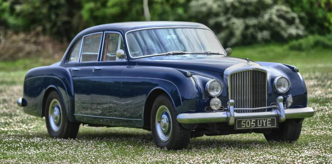 Bentley 1960  S2 CONTINENTAL FLYING SPUR BY H.J.MULLINER.