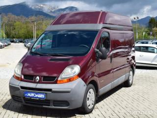 Renault Trafic 2,5 DCi  99 kW 140