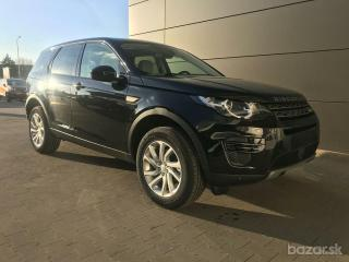 Land Rover DISCOVERY SPORT SE 2.0 TD4 180PS