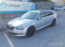 Škoda Superb Combi 2,0 TDI DSG 4x4, 190k, Business (2015-2018)