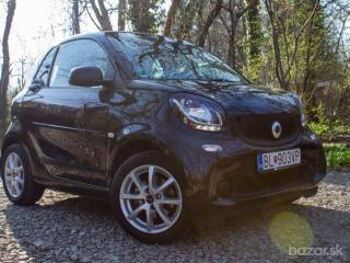 Smart Fortwo coupé coup