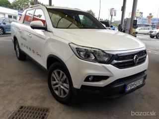 SsangYong Musso Grand 2.2 Premium 4WD Automat - Demo vozidlo