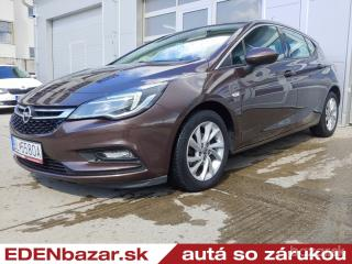 Opel Astra Innovation 1,4 TURBO 92kW