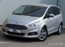 Ford S-MAX 7 Míst POWERSHIFT 2.0 TDCI BUSINESS EDITION