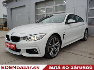 BMW Rad 4 Gran Coupé 420D XDRIVE M SPORT A/T 135kW