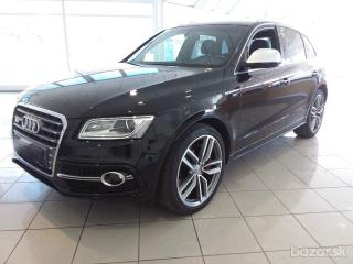 Audi SQ5 Competition 240kw S-line ACC