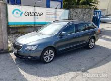 Škoda Superb Combi 2.0 TDI CR 170k Business 4x4 DSG
