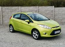 Ford Fiesta 1.25 Duratec 16V Collection X